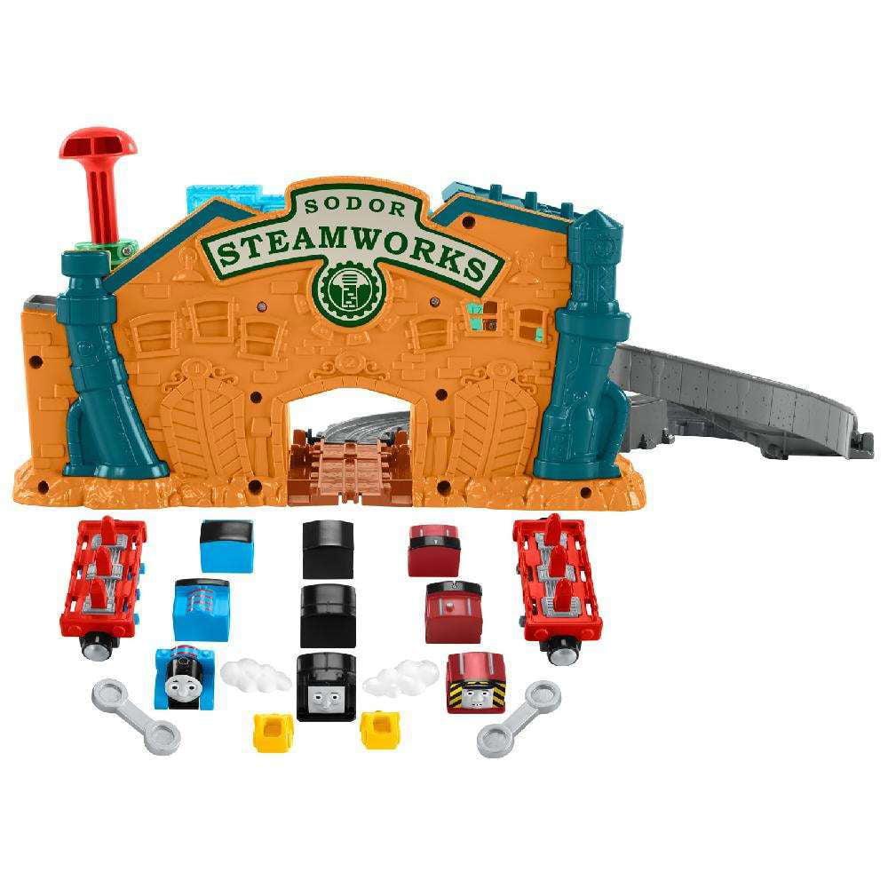 Thomas & Friends Take-n-Play Engine Maker by Thomas %26 Friends