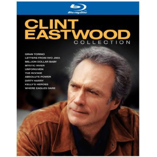 Clint Eastwood Collection (10-Disc Collector's Edition) (Blu-ray)