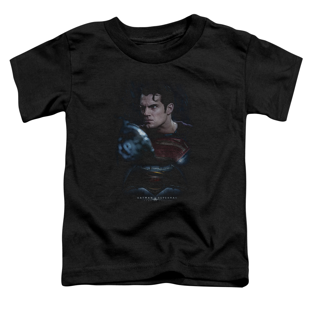 Batman Vs Superman Super Angry Little Boys Shirt