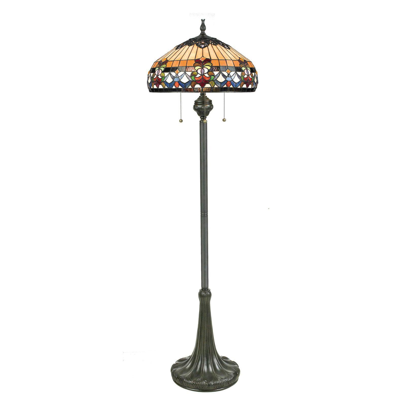 Quoizel Belle Fleur TFBF9362VB Floor Lamp