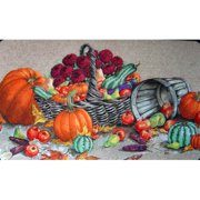 Custom Printed Rugs Harvest Doormat