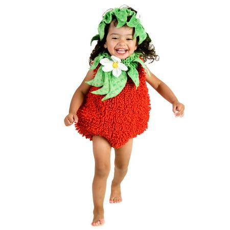 Halloween Girl's Suzie Strawberry Toddler Costume](Blink 182 Costume)