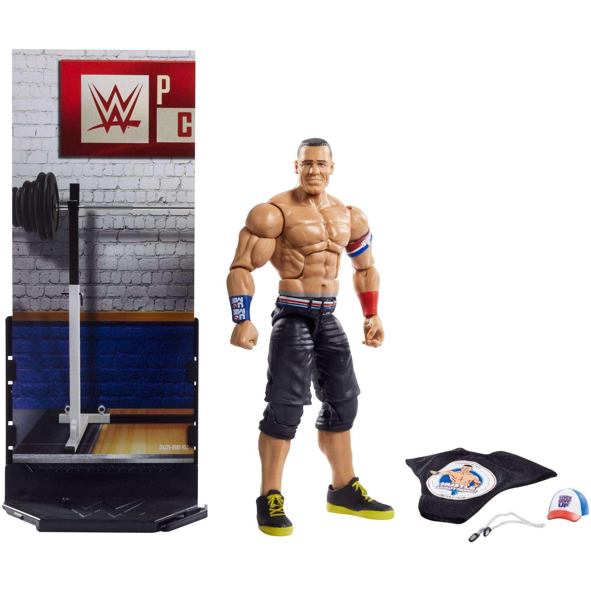 WWE Elite Collection John Cena Action Figure by Mattel