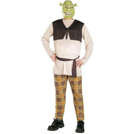 Shrek Adult Halloween Costume - Mens Sheep Costume