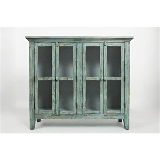 Jofran 1615-48 48 in. Rustic Shores Surfside Accent Cabinet by Jofran