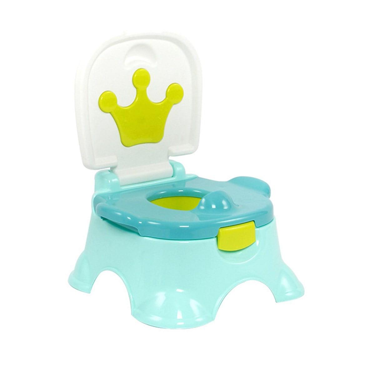 Baby Pot Kids Cartoon Panda Toilet Trainer Children