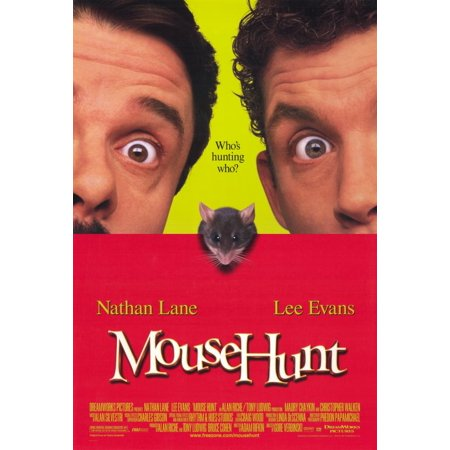 Mouse Hunt (1997) 11x17 Movie Poster