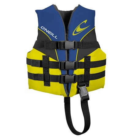 O'NEILL CHILD SUPERLITE USCG LIFE VEST - Kids Fbi Vest