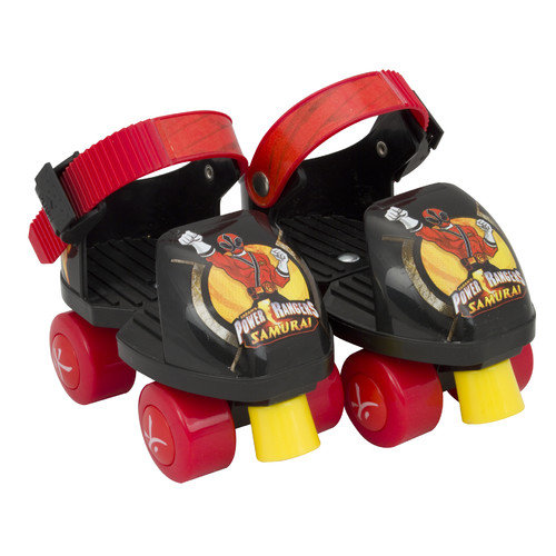 Bravo Sports Power Rangers Jr Skate Combo with Knee Pads