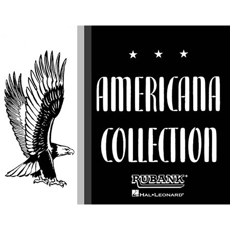 Hal Leonard Americana Collection For Band - 1st Violin (Regular) Concert Band Composed by Various