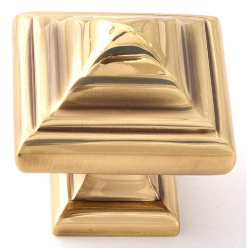 Alno Inc Geometric Square Knob