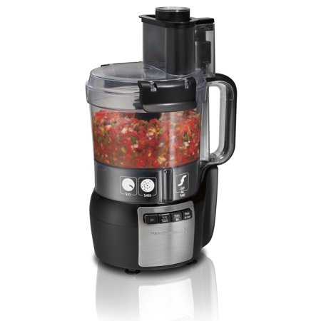 Hamilton Beach Stack & Snap 10 Cup Food Processor | Model#