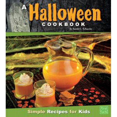 A Halloween Cookbook - eBook](Halloween Cookbooks)