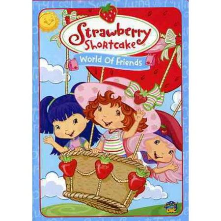 Strawberry Shortcake: World of - Strawberry Shortcake And Friends Halloween Costumes