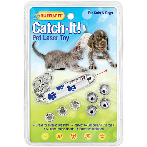 Catch-It! Pet Laser Toy For Dogs And Cats