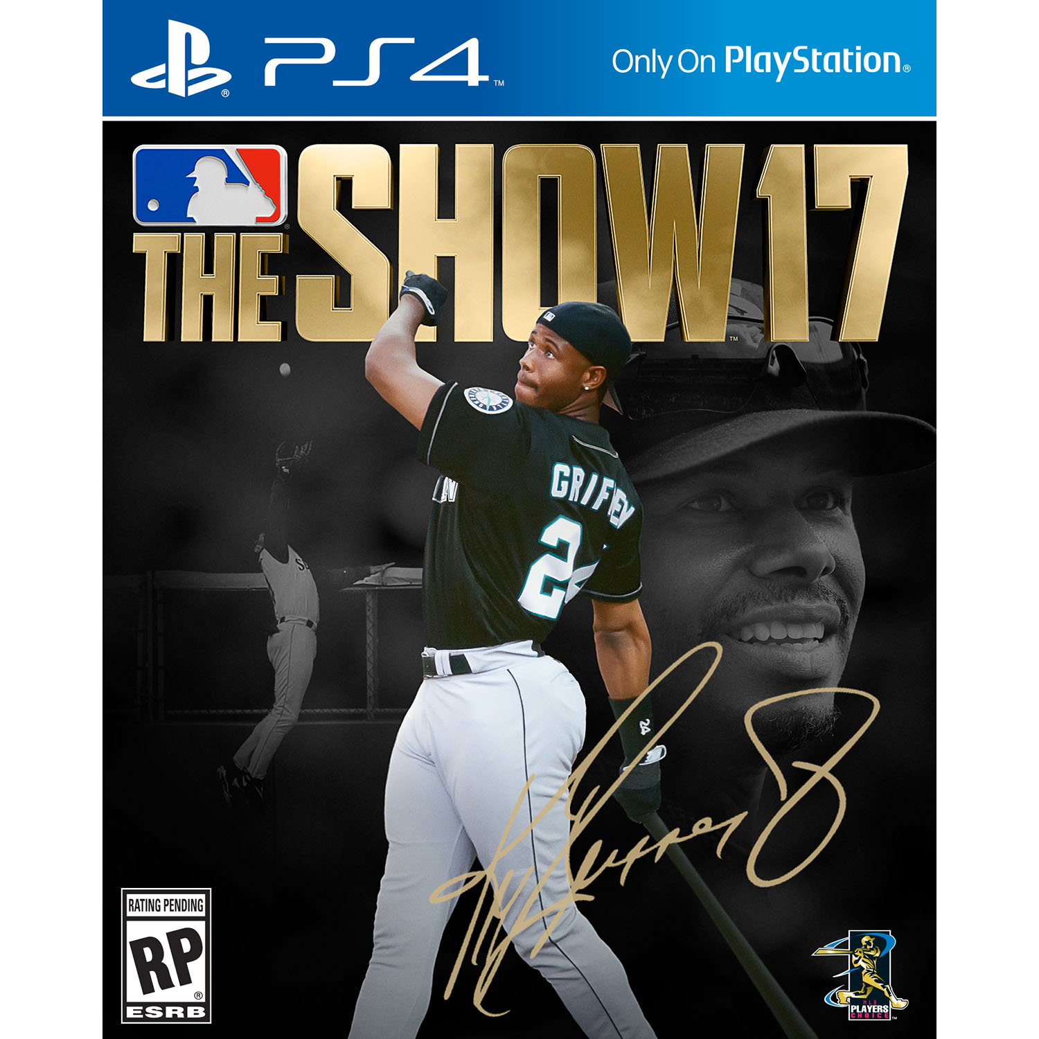 MLB The Show 17 - Pre-Owned (PS4)