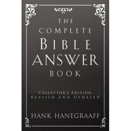 Bible Answer Man Halloween (Answer Book: The Complete Bible Answer Book)