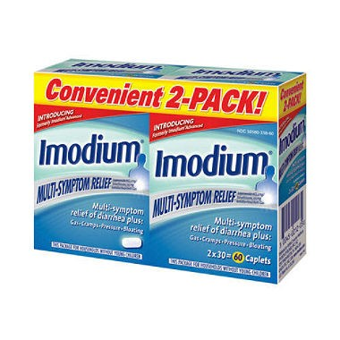 Imodium Ad Diarrhea