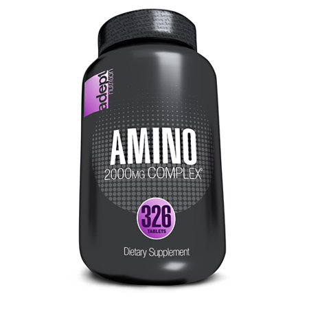 Image of Adept Nutrition - Amino Complex (326 Tablets)