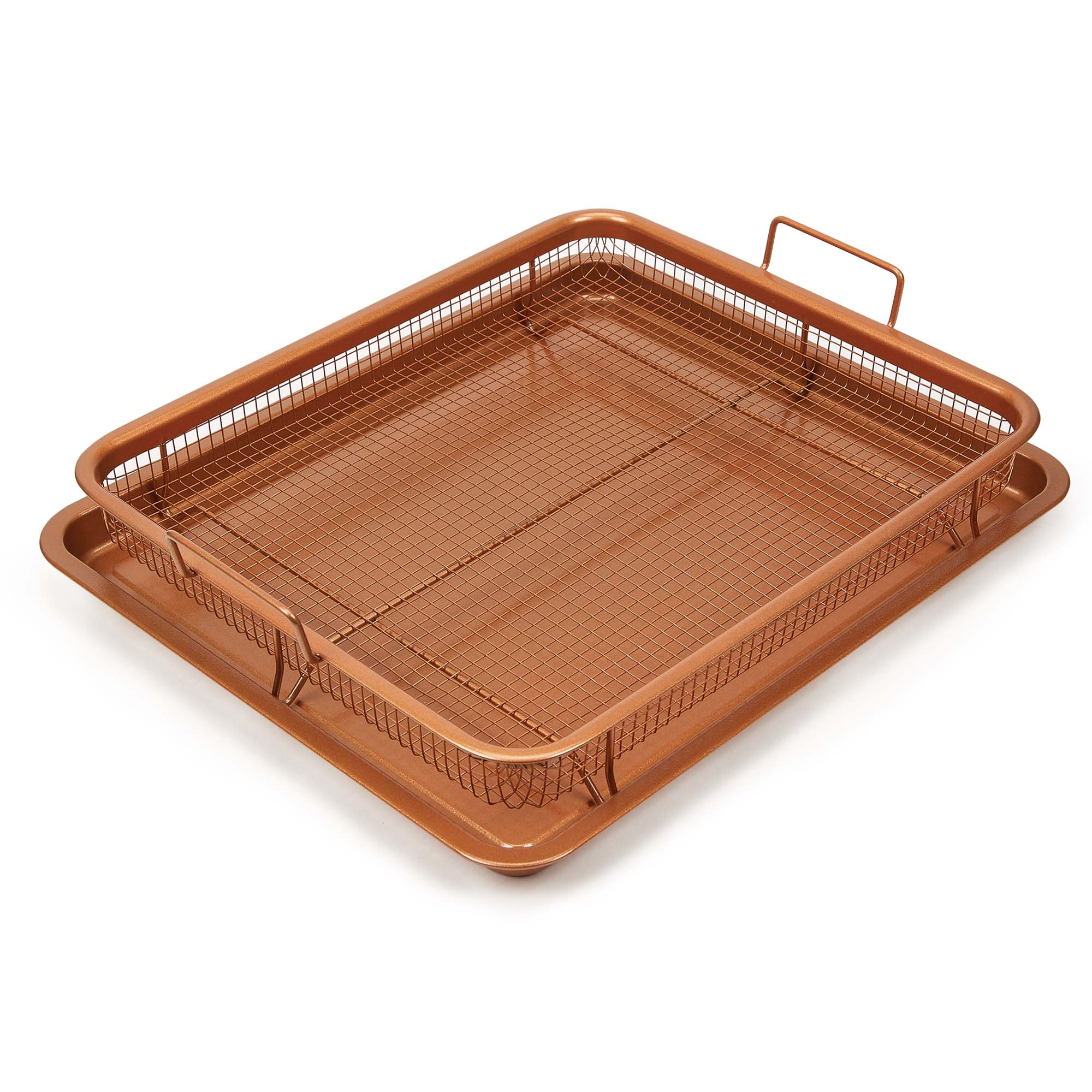 Copper Chef Large Copper Crisper