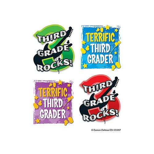 Shoplet Best THIRD GRADE TATTOOS SCBCD-101057-17 (Pack of 17)