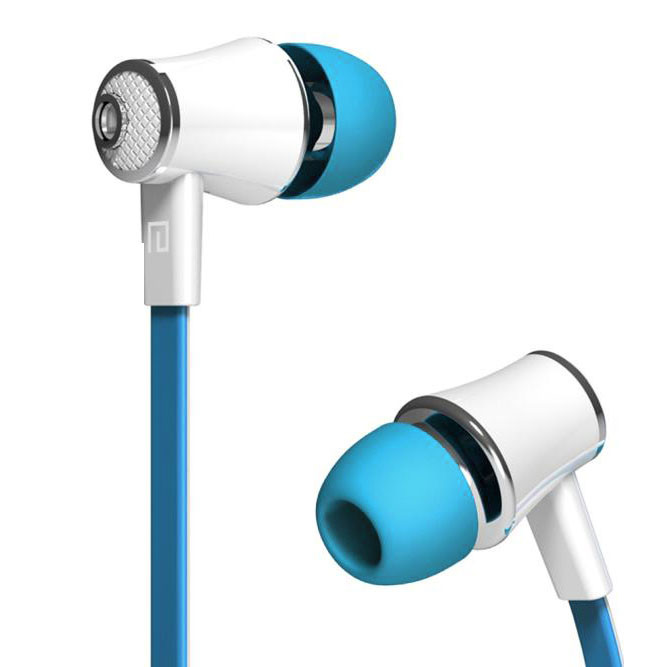 Universal Hight Quality 3.5mm In-Ear Stereo Earbuds Earphone With Mic For Cell Phone BK