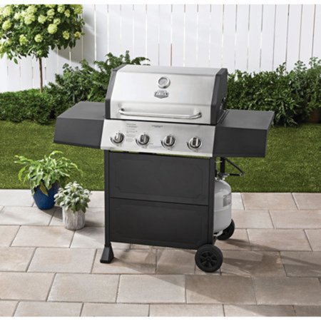 Expert Grill 4 Burner Propane Gas Grill