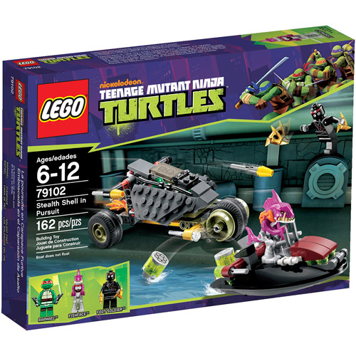 LEGO Ninja Turtles Stealth Shell in Pursuit Play Set