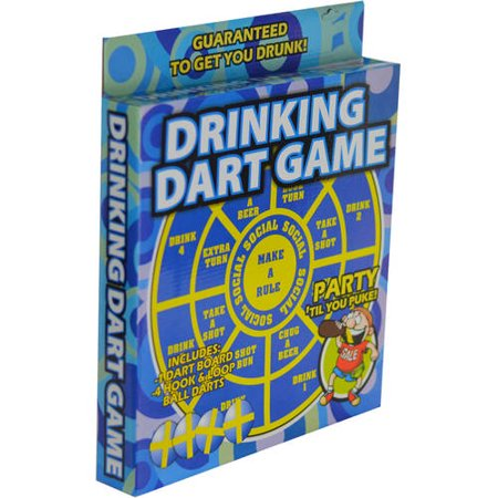 Fairly Odd Novelties Take a Shot Drinking Dart Game