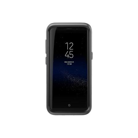 Pelican Voyager Samsung Galaxy S8 Case - Black/Black