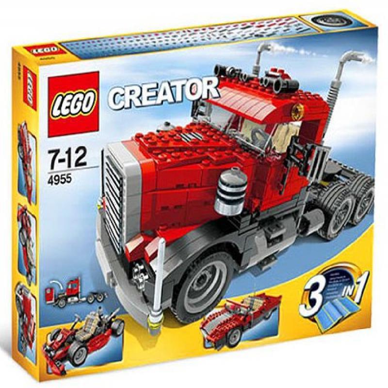 Creator Big Rig Set LEGO 4955