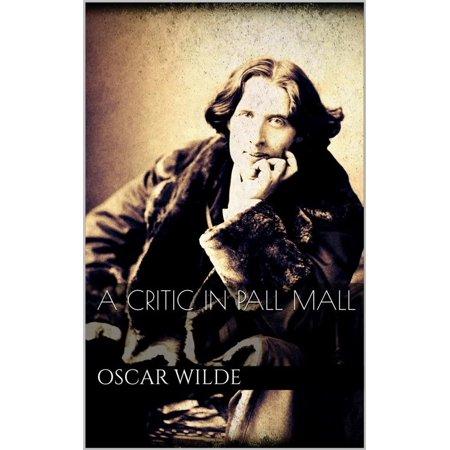 A Critic in Pall Mall - eBook