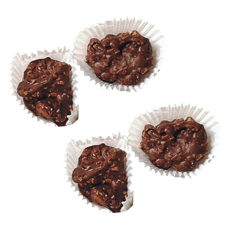 - Asher's Milk Chocolate Peanut Clusters, 5 Pounds