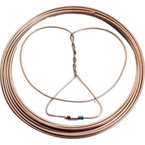 "SUR&R Auto Parts 1/4"" 25' Roll Brake Line Tubing BREZ200"