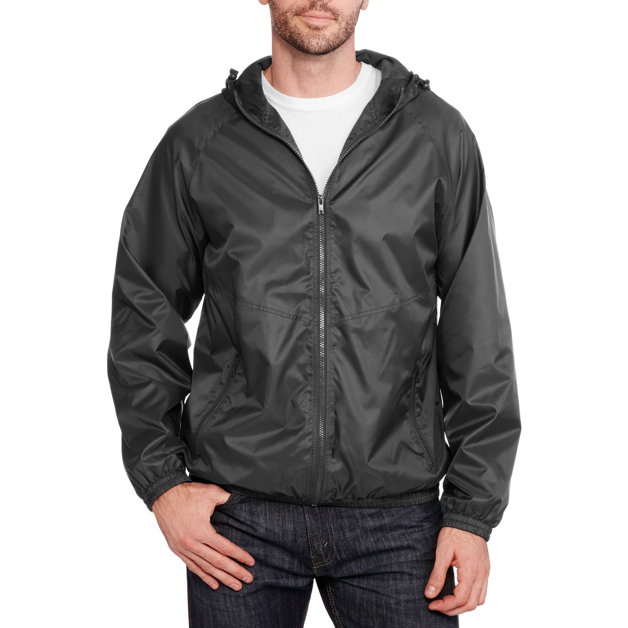 Faded Glory Big Men's Windbreaker