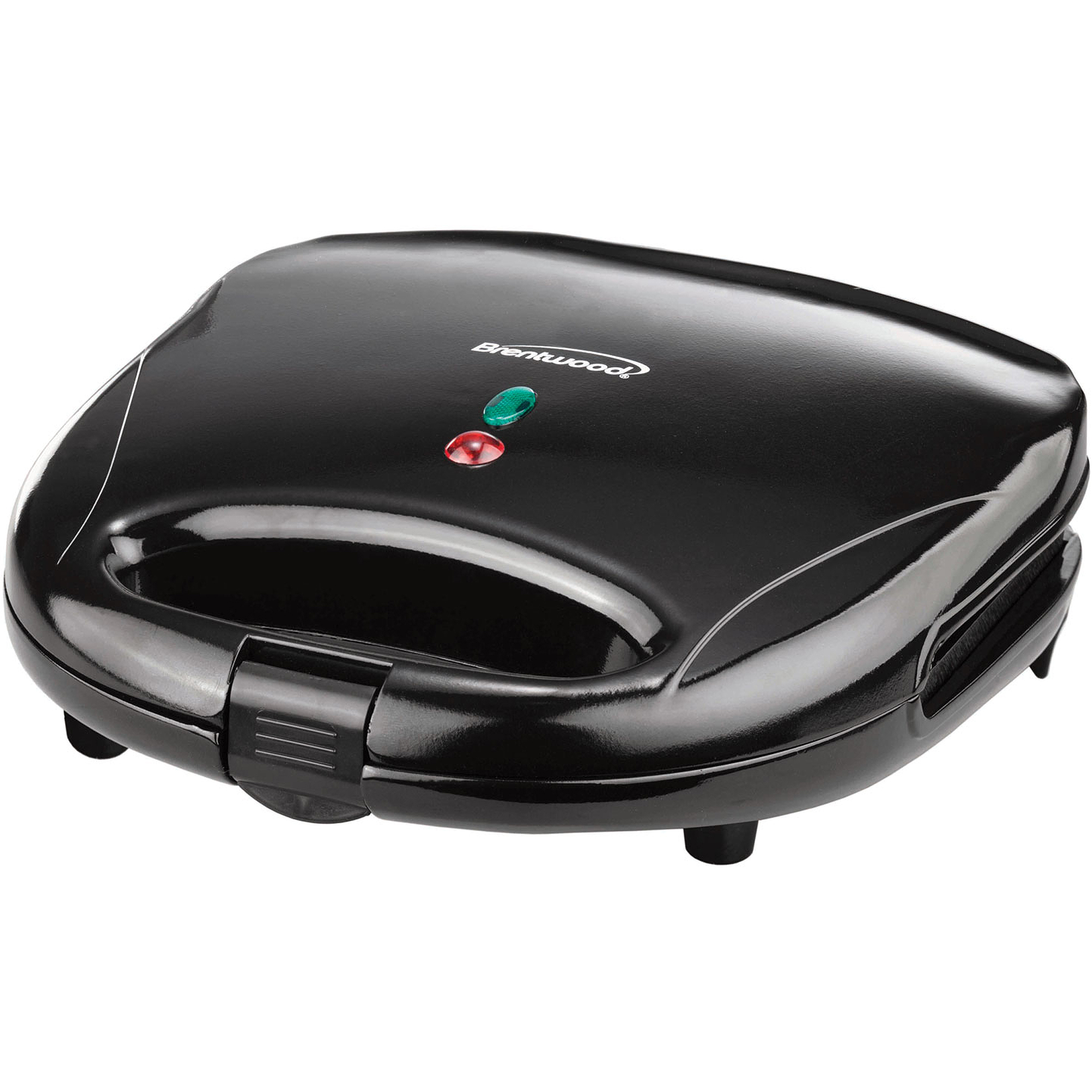 Brentwood TS-240B Black and Stainless Steal Sandwich Maker