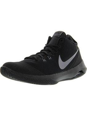 2a3433bb8c65 Product Image Nike Men s Air Versitile Nbk Black   Metallic Dark Grey -  Ankle-High Fabric Basketball