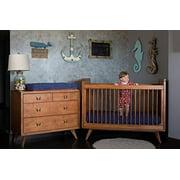 Nook Sleep Pebble Pure Organic Crib Mattress, Pacific