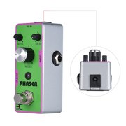 ENO EX TC-42 Electric Guitar Phaser Phase Effect Pedal Full Metal Shell True Bypass