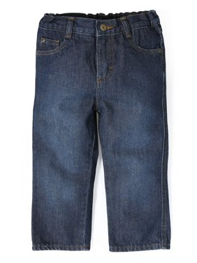 Wrangler Baby Toddler Boy Relaxed 5-Pocket Jeans