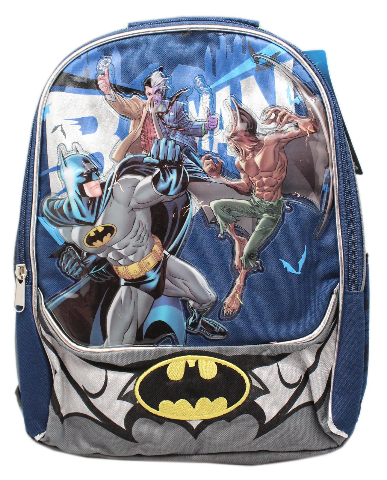 OFFICIAL DC COMICS BATMAN V SUPERMAN JUNIOR BACKPACK RUCKSACK SCHOOL BAG