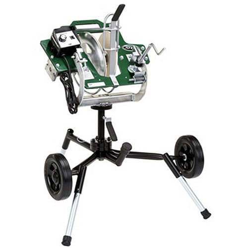 ATEC Rookie Softball Training Machine with CaddyPod