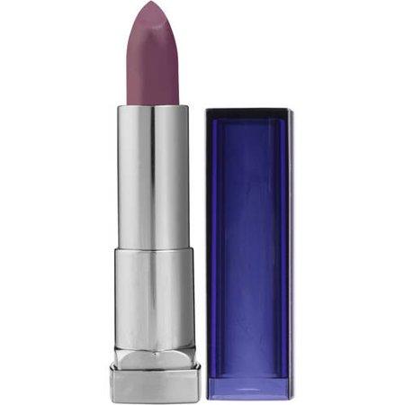 Maybelline Color Sensational The Loaded Bolds Lipstick, 825 Blackest Berry, 0.15 Oz