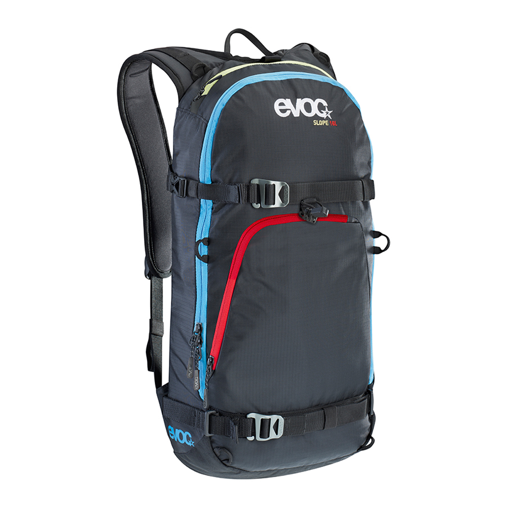Evoc Slope EVSLP-B Black One Size Daypack Backpack