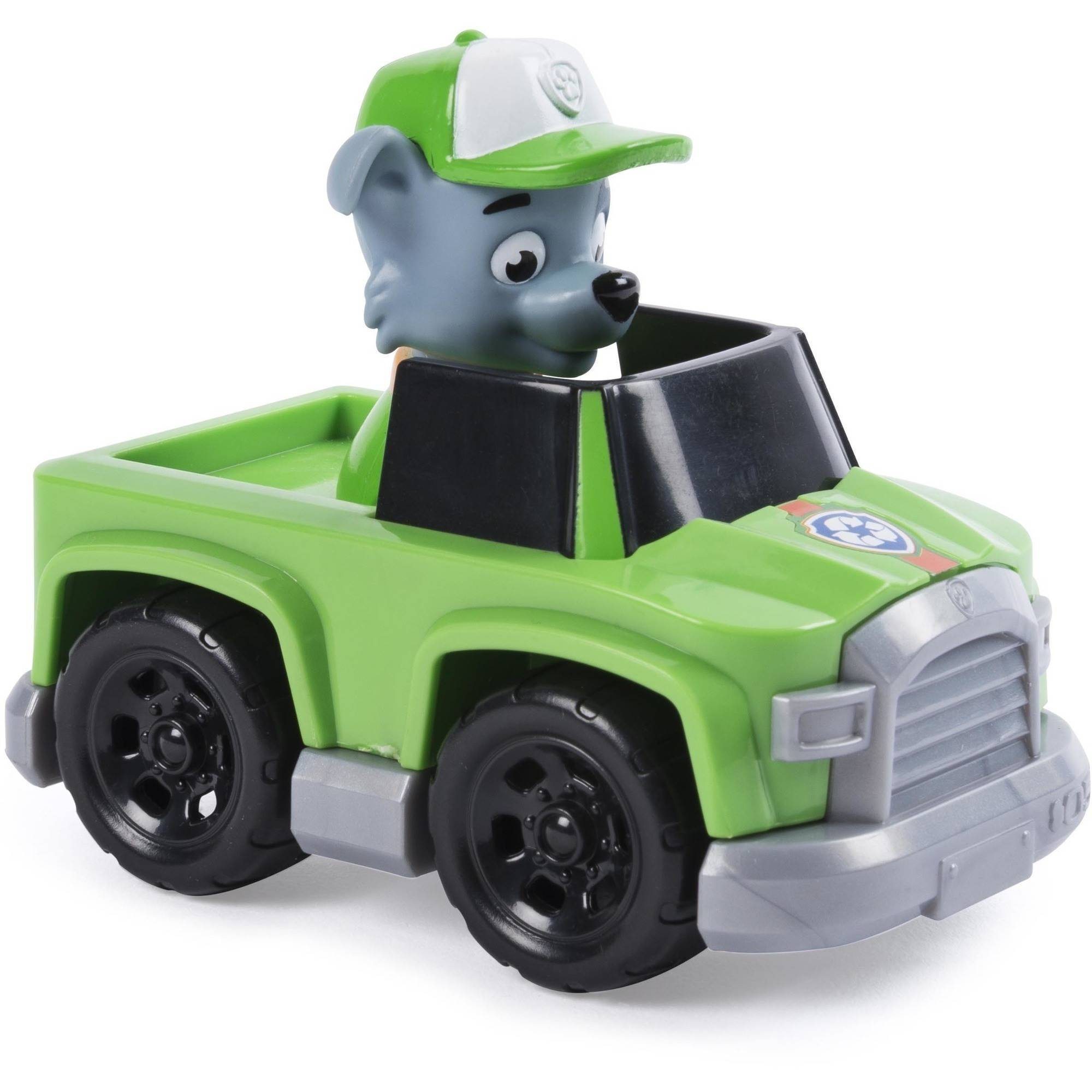Paw Patrol Rescue Racer, Rocky