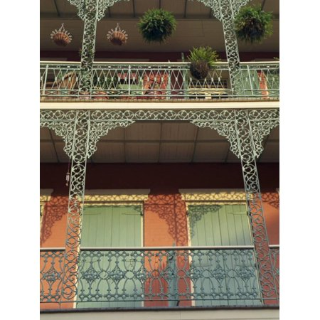 French Quarter of New Orleans, Louisiana, USA Print Wall Art By Alison Wright (New Orleans Halloween French Quarter)