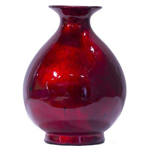 Heather Ann Creations Round Water Floor Vase