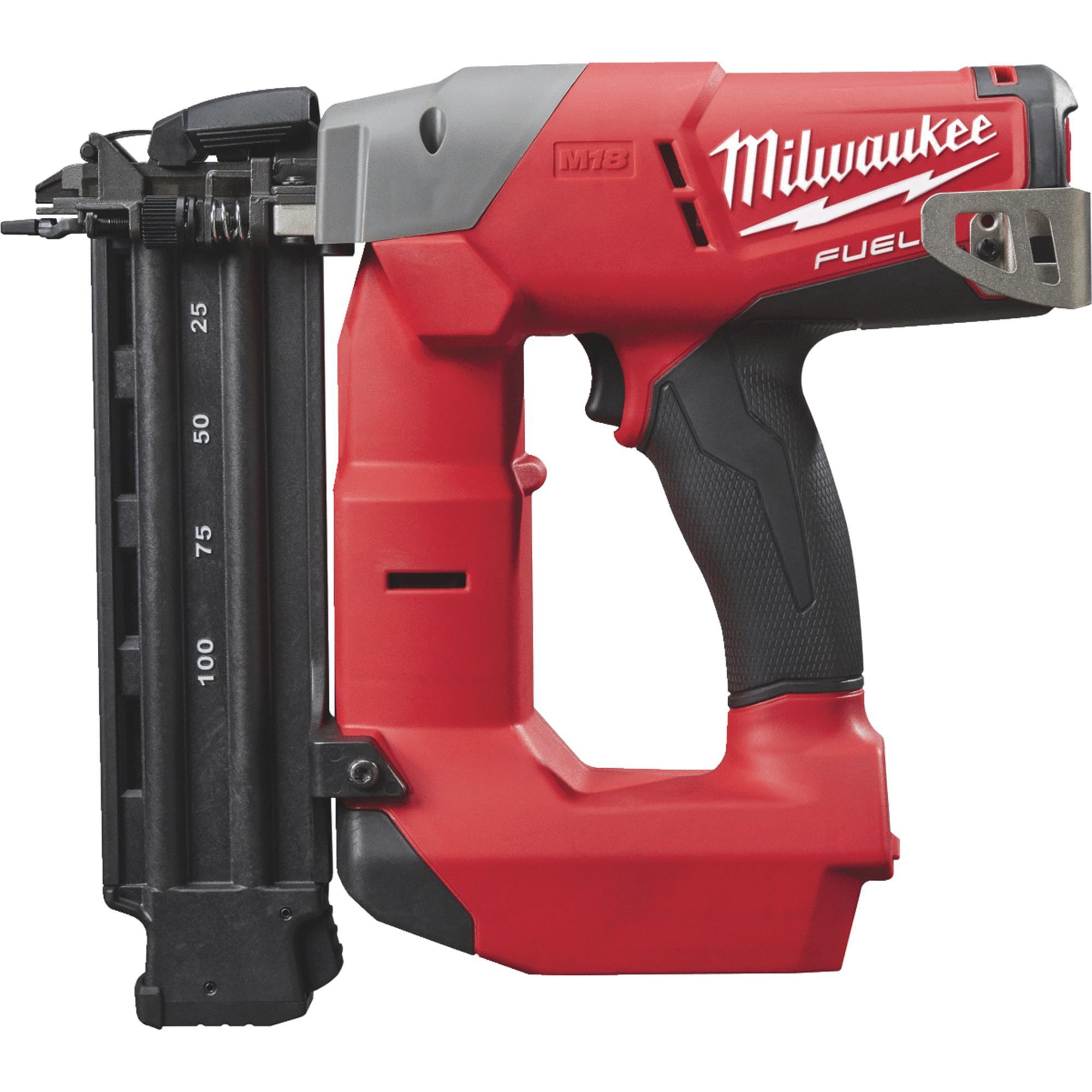 Milwaukee M18 FUEL Brushless Cordless Brad Nailer Bare Tool by Milwaukee Elec.Tool