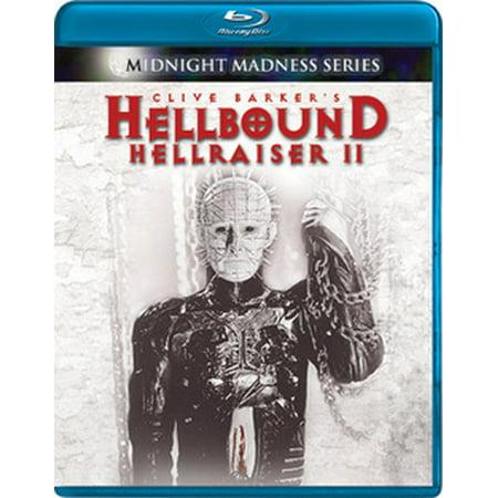 Hellraiser Makeup (Hellbound: Hellraiser II)