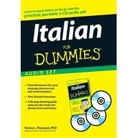 For Dummies: Italian for Dummies Audio Set (Other)